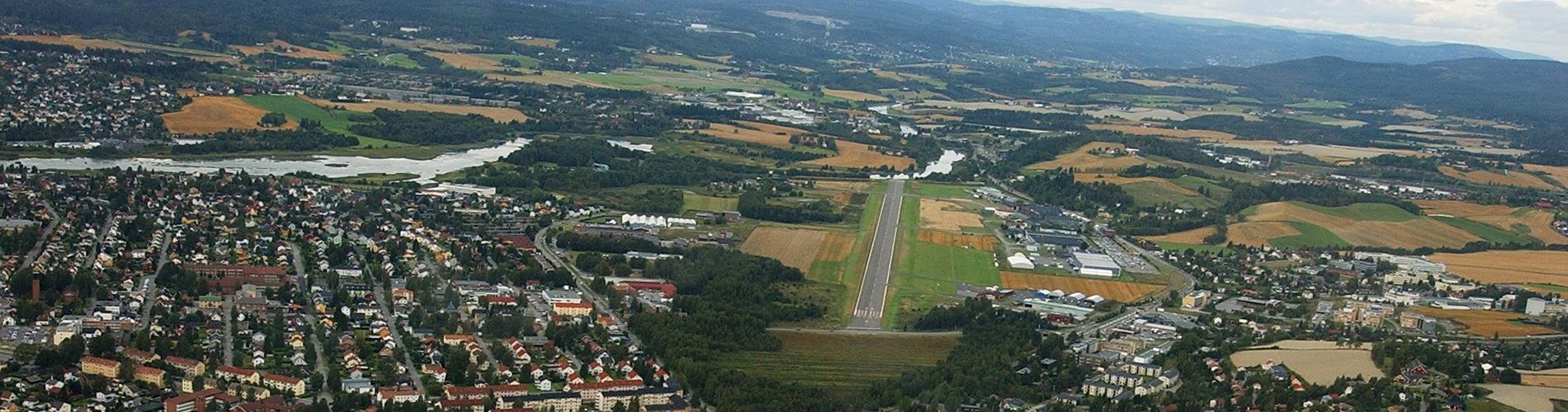Kjeller flyplass feirer 100 år!